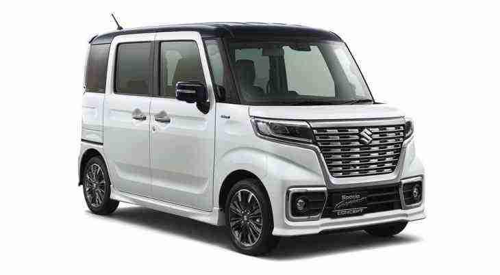 Suzuki анонсировала необычный внедорожник и еще несколько новинок