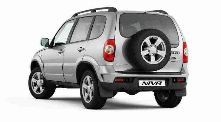 Chevrolet Niva обзавелась новой спецверсией. Цена известна