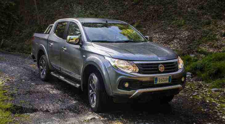 Продажи пикапа Fiat Fullback в РФ идут в соответствии с планами