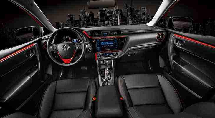 Toyota представила еще одну «спортивную» Corolla