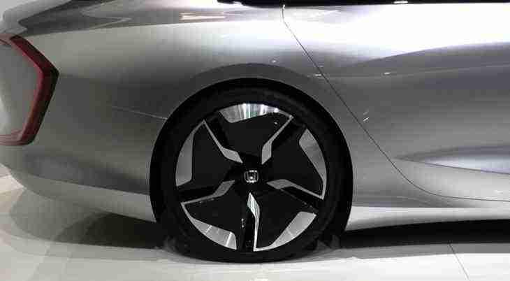 Honda показала новый концепт