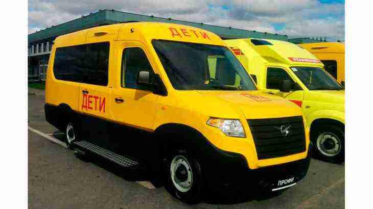 Новый автобус УАЗ должен заменить «буханку»