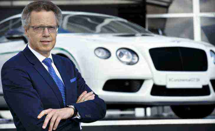 Дюрхаймер покидает Bentley и Bugatti