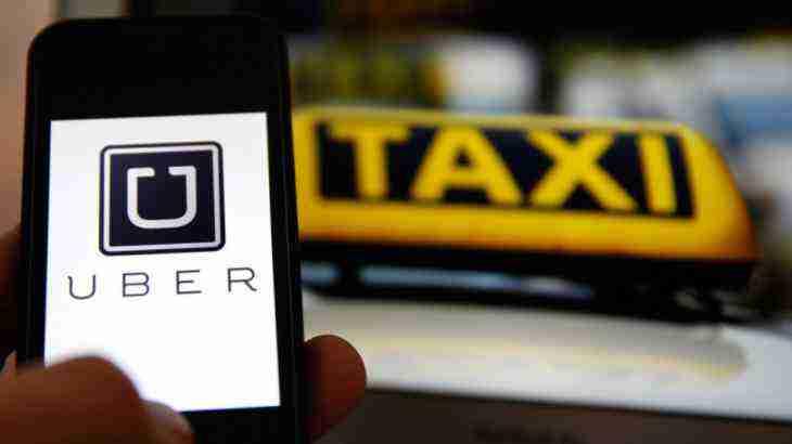 Uber лишился лицензии на территории Лондона