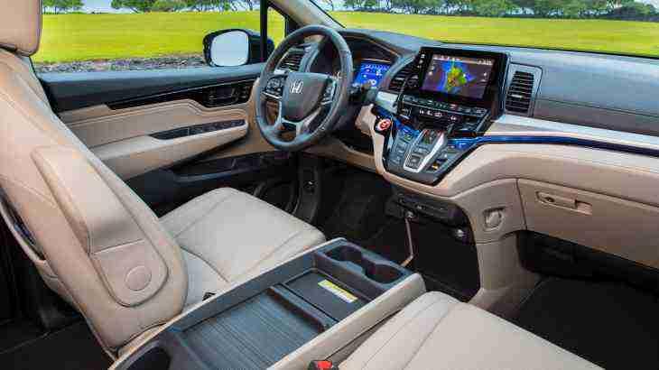 Новый Honda Odyssey продемонстрировал высокий уровень безопасности